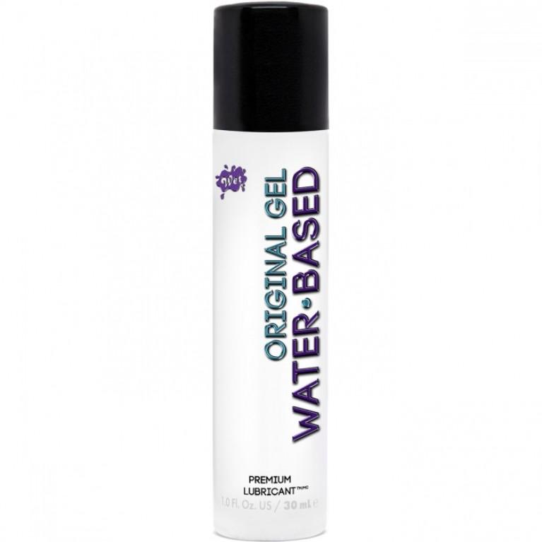 Гель-лубрикант на водной основе WET®  Original® 30 ml