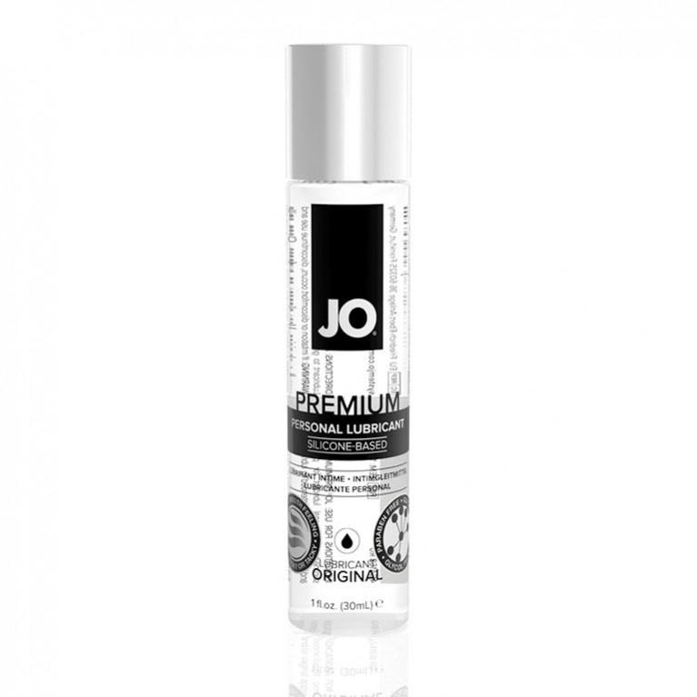 Классический лубрикант на силиконовой основе JO Premium, (30 мл)