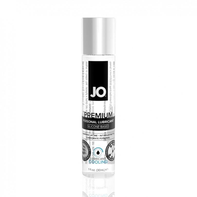 Охлаждающий лубрикант на силиконовой основе JO Premium COOL 1oz (30 мл)