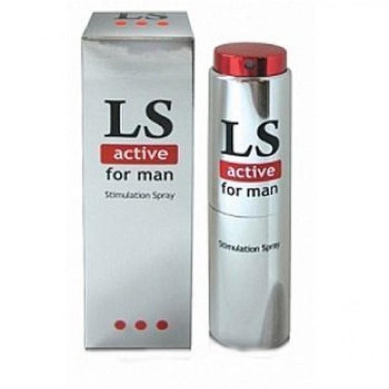 LS Active спрей для мужчин