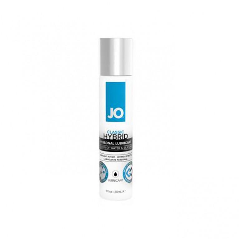 Лубрикант-гибрид водно-силиконовый  JO Lubricant (Hybrid) 1oz - 30 мл.